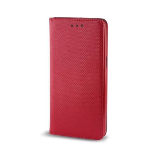 SENSO BOOK MAGNET HUAWEI P8 LITE red | cooee.gr5