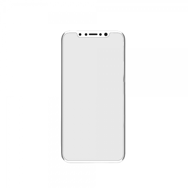 SENSO 4D FULL FACE IPHONE X XS white | cooee.gr1