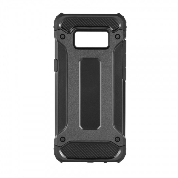 SENSO ARMOR SAMSUNG S8 PLUS black backcover | cooee.gr1