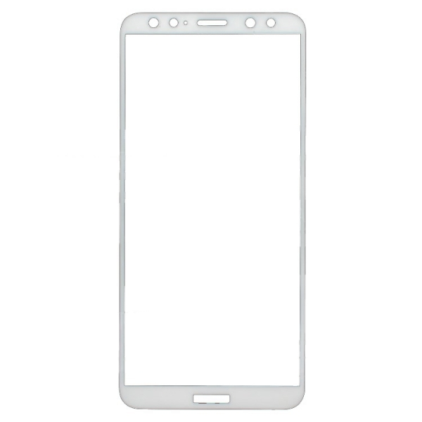 SENSO 3D FULL FACE HUAWEI MATE 10 LITE white | cooee.gr1