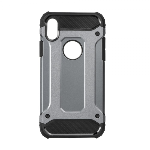 SENSO ARMOR IPHONE X XS titanium backcover | cooee.gr1