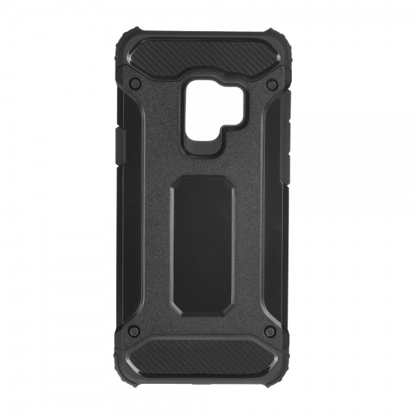 SENSO ARMOR SAMSUNG S9 PLUS black backcover | cooee.gr1