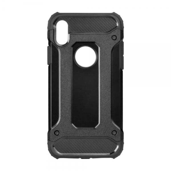 SENSO ARMOR IPHONE X XS black backcover | cooee.gr1