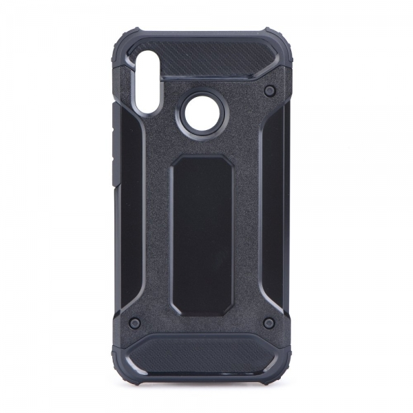 SENSO ARMOR HUAWEI P20 LITE black backcover | cooee.gr1