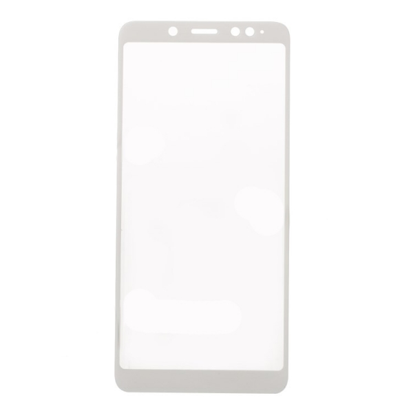 SENSO 3D FULL FACE XIAOMI REDMI NOTE 5 AI white | cooee.gr1