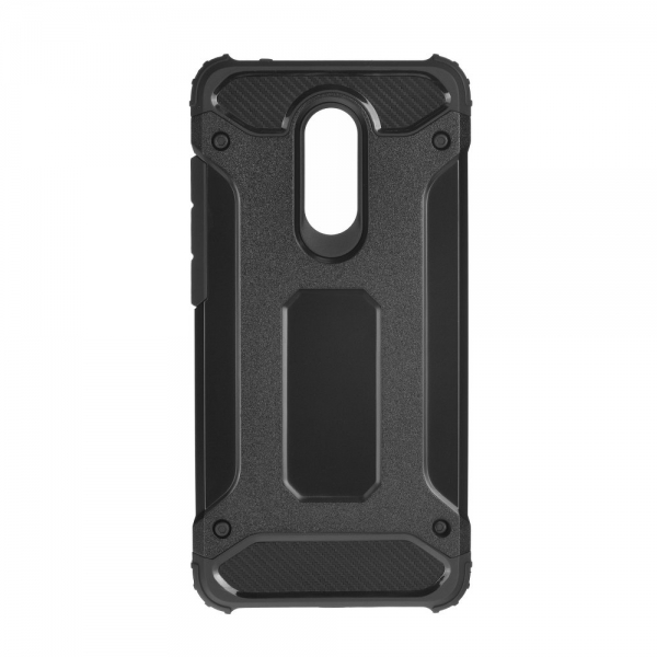 SENSO ARMOR XIAOMI REDMI 5 PLUS black backcover | cooee.gr1