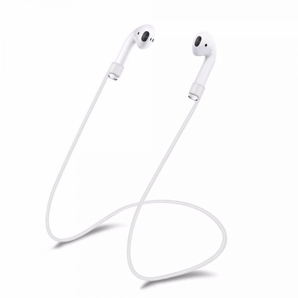SENSO ANTI-LOST STRAP FOR AIRPODS white | cooee.gr1