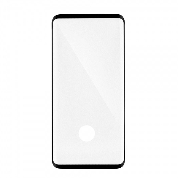 SENSO 5D FULL FACE SAMSUNG S10 black (with hole) tempered glass | cooee.gr1