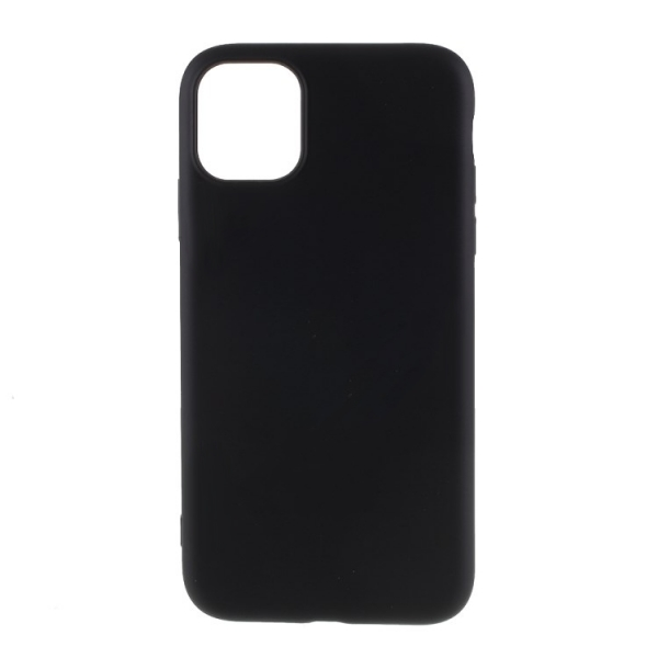 SENSO SOFT TOUCH IPHONE 11 (6.1) black backcover | cooee.gr5