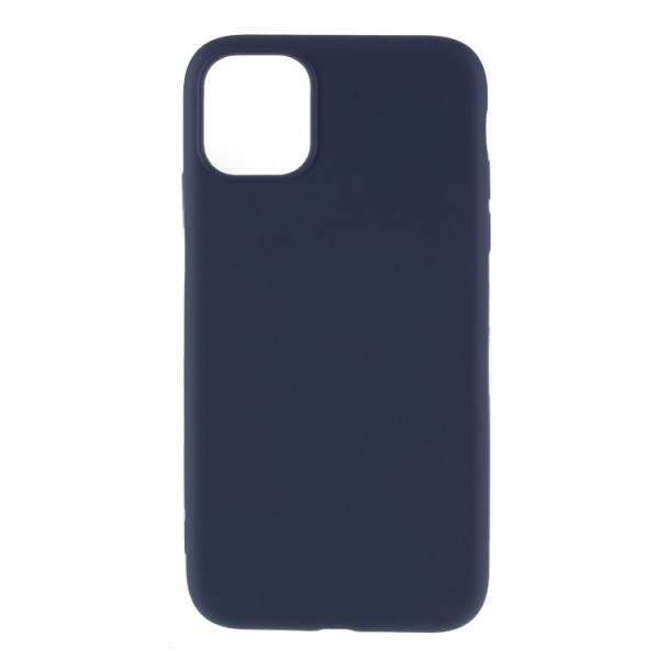 SENSO SOFT TOUCH IPHONE 11 (6.1) blue backcover | cooee.gr5