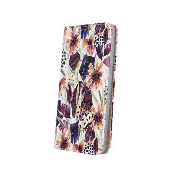 SENSO BOOK AUTUMN FLOWERS SAMSUNG A40 SPECIAL EDITION | cooee.gr1
