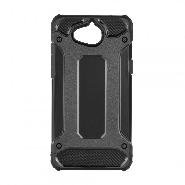 SENSO ARMOR HUAWEI Y6 2017 black backcover | cooee.gr