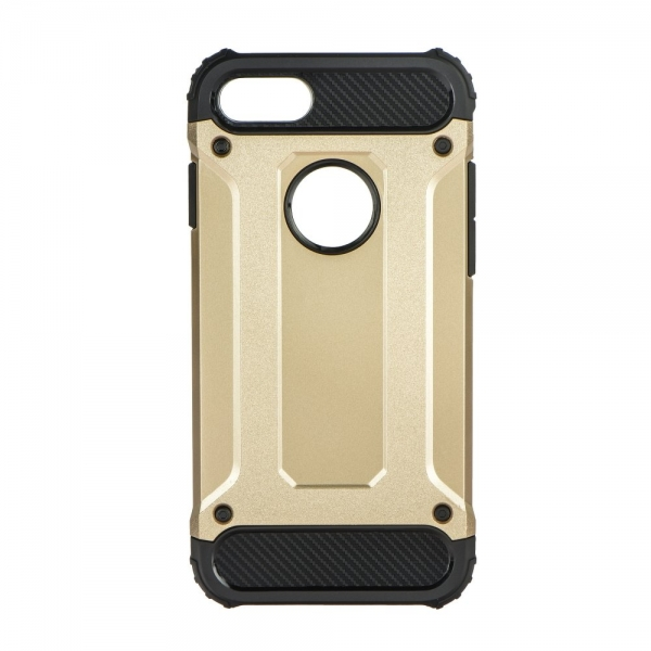 SENSO ARMOR IPHONE 7 / 8 / SE (2020) gold backcover | cooee.gr