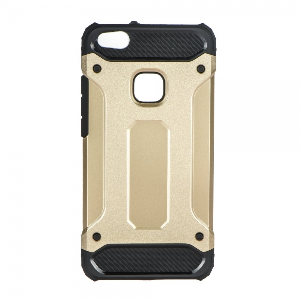 SENSO ARMOR HUAWEI P10 LITE gold backcover | cooee.gr