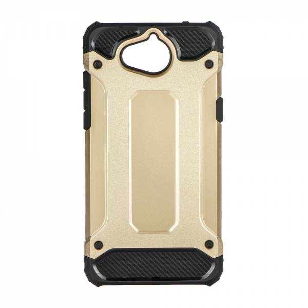 SENSO ARMOR HUAWEI Y6 2017 gold backcover | cooee.gr