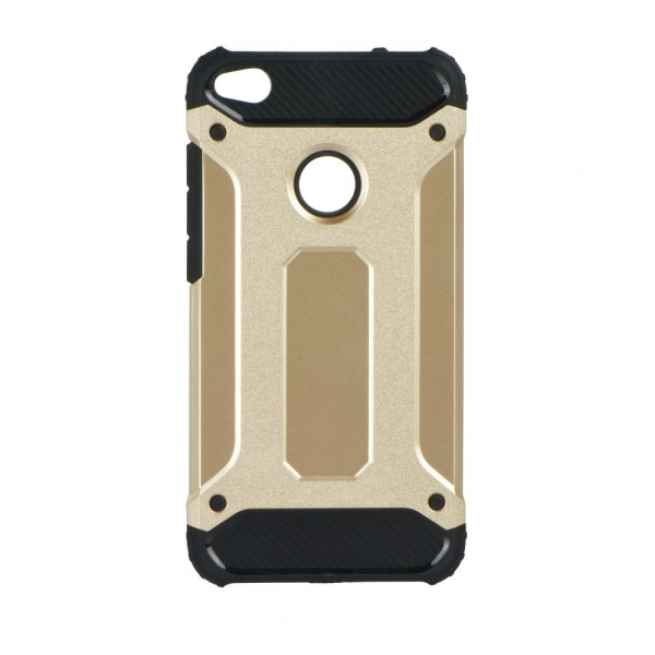 SENSO ARMOR HUAWEI P8/P9 LITE 2017 gold backcover | cooee.gr