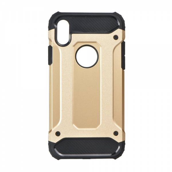 SENSO ARMOR IPHONE X XS gold backcover | cooee.gr