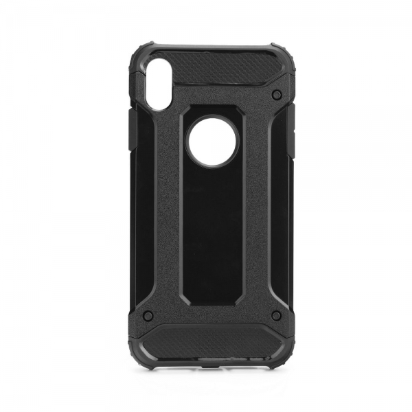 SENSO ARMOR IPHONE XS MAX black backcover | cooee.gr