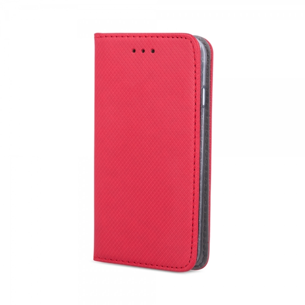 SENSO BOOK MAGNET HUAWEI Y6 2019 / HONOR PLAY 8A red | cooee.gr