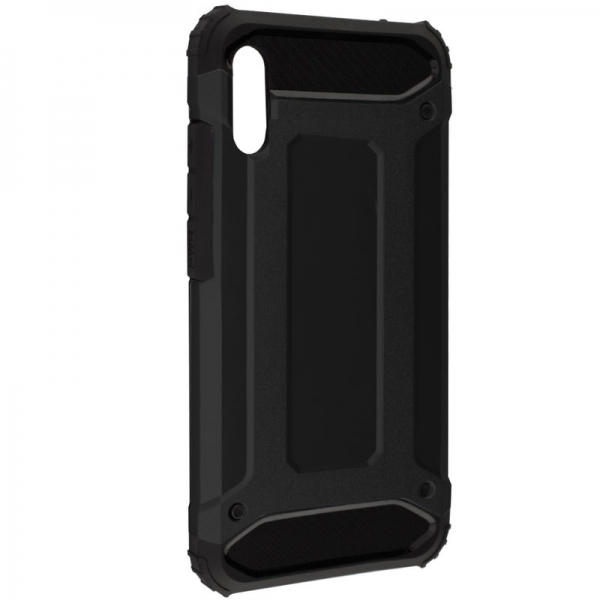 SENSO ARMOR HUAWEI Y6 2019 / HONOR PLAY 8A black backcover | cooee.gr