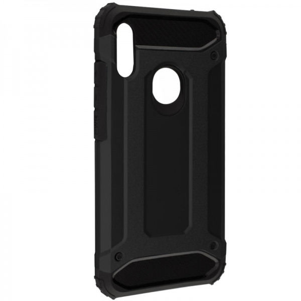 SENSO ARMOR HUAWEI Y6 PRO 2019 / Y6s / HONOR 8A black backcover | cooee.gr