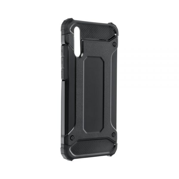 SENSO ARMOR HUAWEI Y5P / HONOR 9S black backcover | cooee.gr